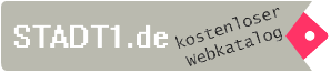 Webkatalog Eintrag bei Stadt1.de